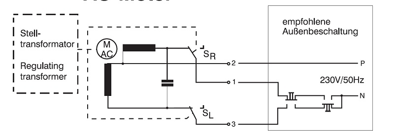 Three-Phase Auto Transfromer with Motor Driven - Thalheimer ...